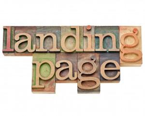 Создание целевых страниц или Landing page